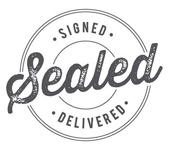 Signed Sealed Delivered