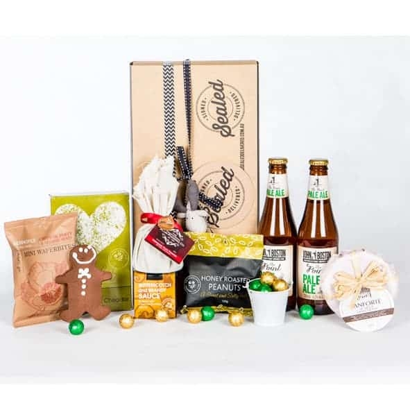 Buy christmas hampers and gifts online in australia beer bon bons negle Choice Image