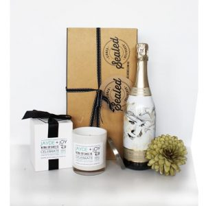 luxe gift hamper signed sealed delivered