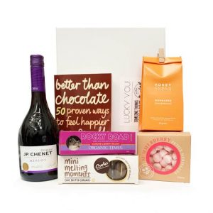 chocolate lovers gift hamper