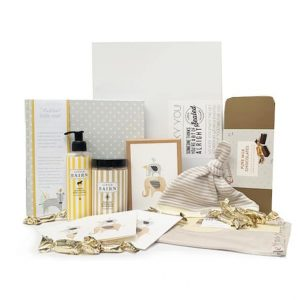 luxury baby hamper