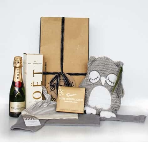welcome home baby gift hamper signed sealed delivered