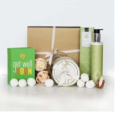 get well soon gift hamper