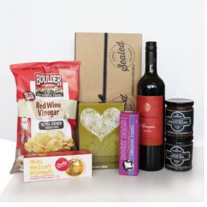 gourmet food and drink hampers