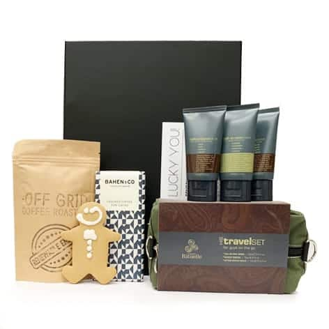 coffee lover gift hamper