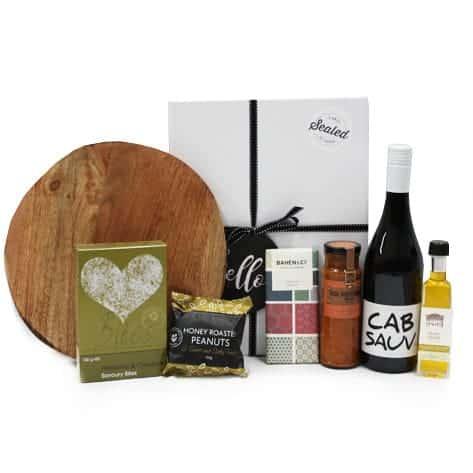 luxury gourmet gift hamper