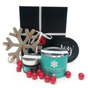 signed sealed and delivered christmas gift hampers