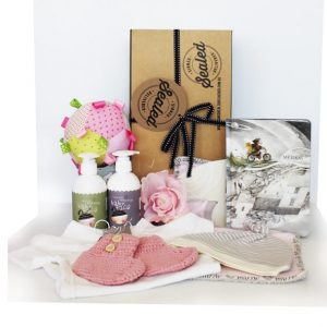 luxury baby gift hamper