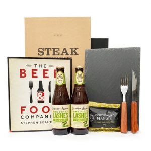 beer gift hamper for men