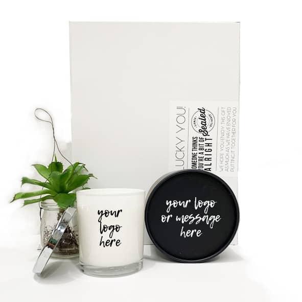 personalised gift hamper