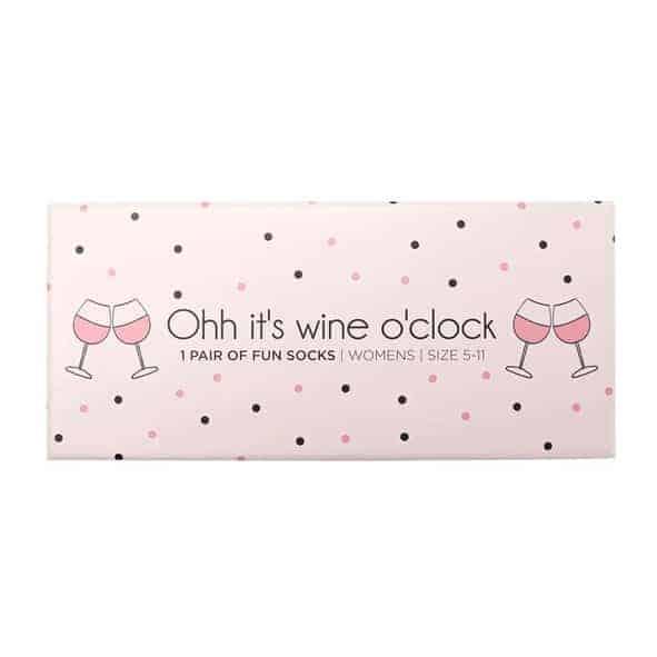 novelty wine socks