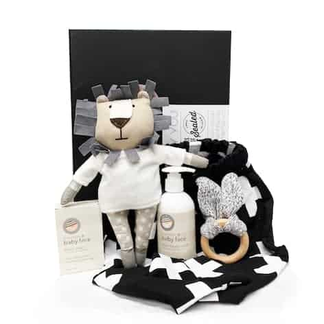 luxury gift hamper for baby